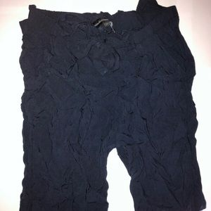 NAVY BLUE PANTS (size small)